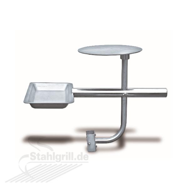 gourmetset f r edelstahl schwenkgrill piazzo edelstahlgrill und holzkohlegrill. Black Bedroom Furniture Sets. Home Design Ideas