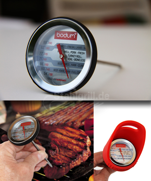 BBQ Grillthermometer