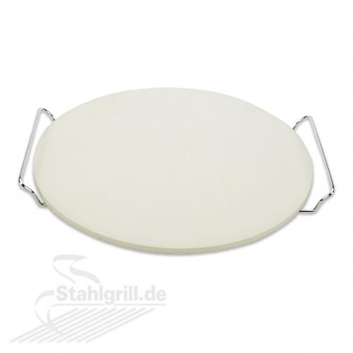 pizzastein mit halter f r edelstar holzkohlegrill edelstahlgrill und. Black Bedroom Furniture Sets. Home Design Ideas