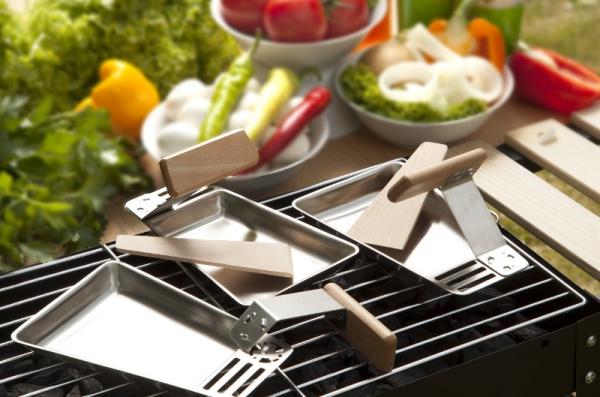 grillpf nnchen geeignet f r den holzkohle grill. Black Bedroom Furniture Sets. Home Design Ideas